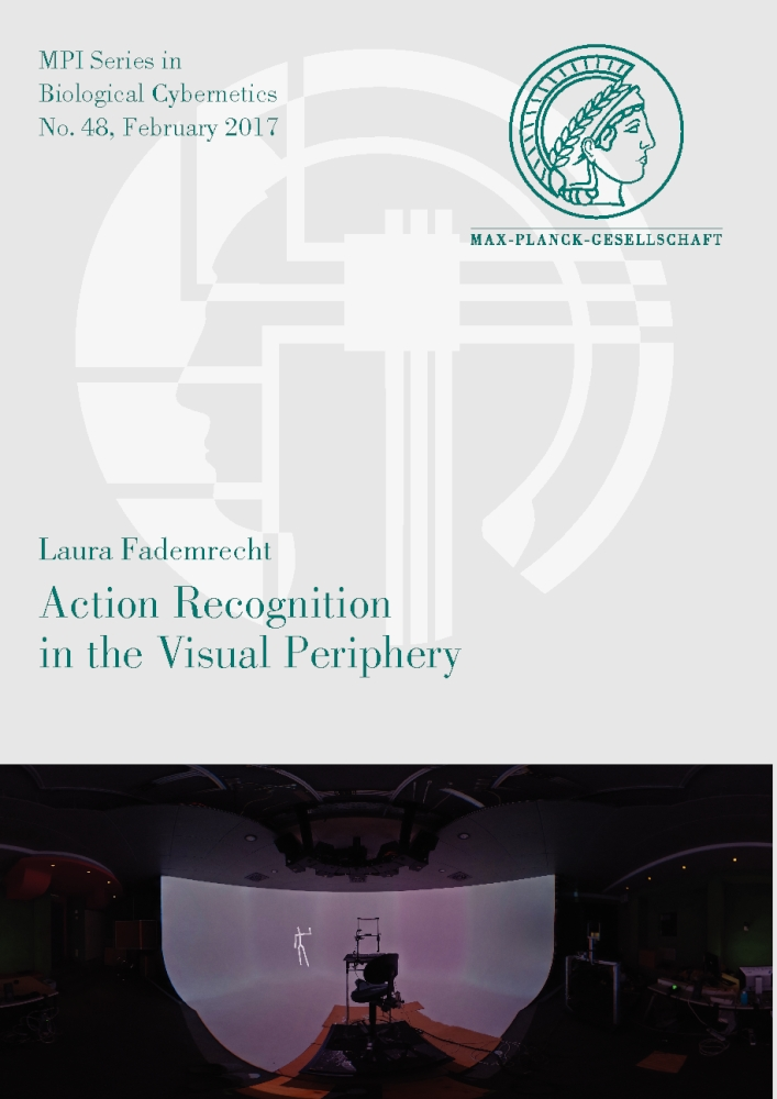 Action Recognition in the Visual Periphery, Reihe: MPI Series in Biological Cybernetics, Bd. 48